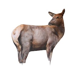 Montana Decoy RMEF Cow Elk Decoy Image