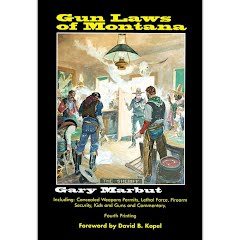 Montana Publishing Gun Laws of Montana Image
