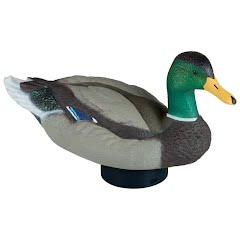 Lucky Duck Quiver Duck HD Mallard Decoy Image