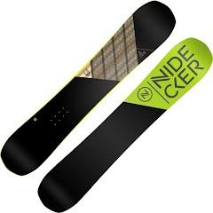 Nidecker Men's Play Snowboard Image