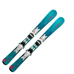 Elan Youth Starr Quick Shift / EL 4.5 AC Ski and Binding System Image