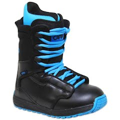 Capix Boys Youth Whistler Jr Snowboard Boots Image