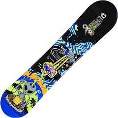 Capix Boys Youth Invader Snowboard Image