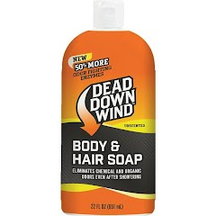 Dead Down Wind Body and Hair Soap (22oz) Image
