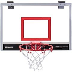 Goalrilla Goaliath 23'' Over-the-Door Mini Hoop Image