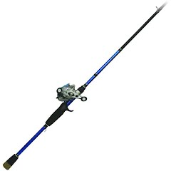 Eagle Claw Wright and McGill Brent Chapman 7' Bait Casting Combo Image