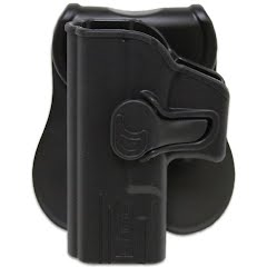 Cytac CY-G19L High-Tech Polymer Holster (Left Handed Glock 19, 23, 32) Image