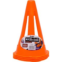 Franklin All Sport Flexi Cones (4 Pack) Image
