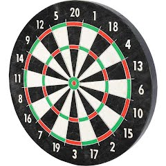 Franklin Pro Wire Bristle Dartboard Image