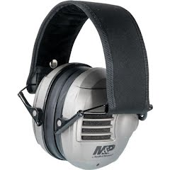 Smith And Wesson MP Alpha Electronic Ear Muffs Image
