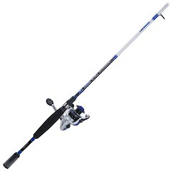 Quantum Gen-X2 6ft, 6in, 2-Piece Spinning Combo (Medium-Light) Image
