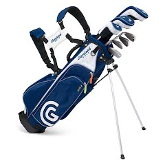 Cleveland Junior Golf Set for Youth 54-63 Inches Tall, Right Handed Image