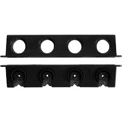 Berkley Twist Lock Horizontal Rod Rack Image