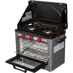 Camp Chef Deluxe Outdoor Oven Image