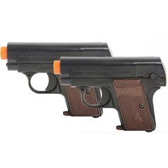Palco Colt .25 Twin Pack Airsoft Pistols Image