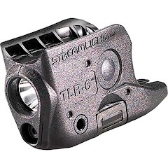 Streamlight TLR-6 Gun Light and Red Laser (Glock 42/43) Image
