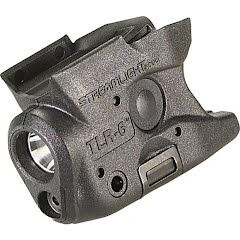 Streamlight TLR-6 Gun Light and Red Laser (M and P Shield) Image