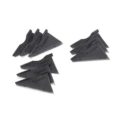 Trophy Taker Terminal T-LOK Replacement Blades (100gr) Image