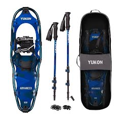Yukon Charlie's Advanced Series Snowshoe Kit Image