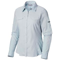 Columbia Women's Silver Ridge Lite Long Sleeve Shirt (Extended Sizes) Image