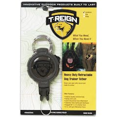 T-reign Heavy Duty Retractable Dog Trainer Tether Image
