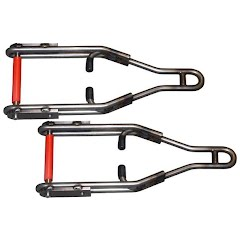 Western Archery Ultimate Limb Brackets for 9962 Bow Medic Press Image