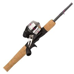 Shakespeare Ladyfish 6ft, 2-Piece, Medium Spincast Combo Image