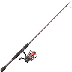 Abu Garcia Black Max 5ft 6in Spinning Combo Image