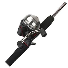 Shakespeare Ugly Stik GX2 5ft, 2-Piece, Light Spincast Combo Image