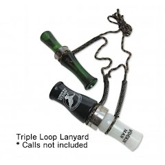 Buck Gardner Triple Loop Call Lanyard Image