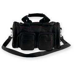 Bull Dog Cases Standard Range Bag with Strap Image