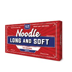 Taylor Made Noodle Long and Soft Golf Balls 15 Pack Image