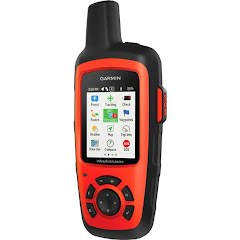 Garmin inReach Explorer+ Satellite Communicator with Maps and Sensors Image