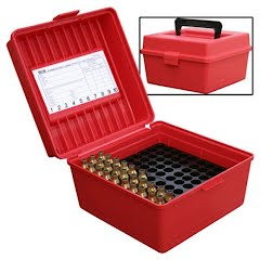 Mtm Case-gard Deluxe R-100 Series Ammo Box (MAG) Image