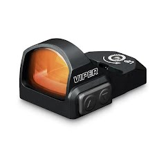 Vortex Viper Red Dot Pistol Sight with 6 MOA Dot Reticle Image