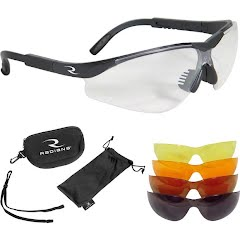 Radians T-85 5 Lens Interchangeable Shooting Glasses Kit Image