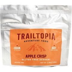 Trailtopia Gluten Free Apple Crisp Image