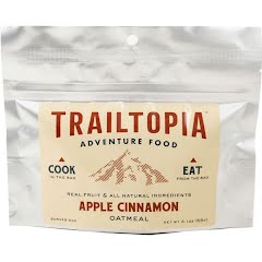 Trailtopia Apple Cinnamon Oatmeal Image