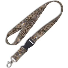 Wincraft Camo MSU 1'' Lanyard with Detachable Buckle