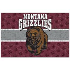 Wincraft University of Montana Grizzlies 150pc Puzzle Image