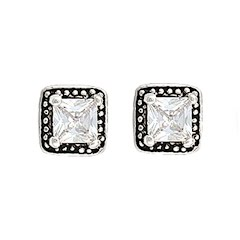 Montana Silversmiths Star Lights Western Princess Earrings Image