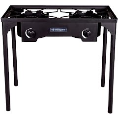 Stansport Outdoor Stove with Stand Image