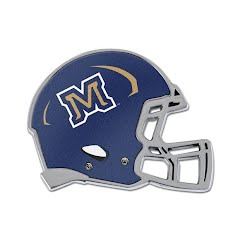 Wincraft Montana State University Chrome Metal Domed Emblem Image