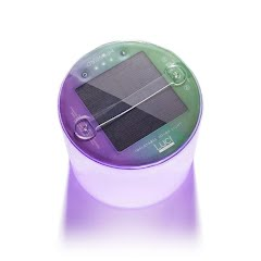 Luci Lantern Outdoors Luci Color Inflatable Solar Light Image