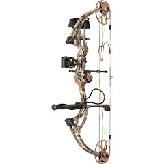 Fred Bear Archery Cruzer G2 5-70#, 12-30'' Compound Bow Package (Veil Stoke) Image