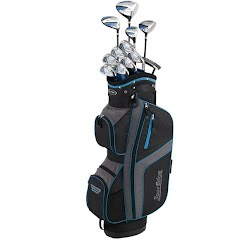Tour Edge Bazooka 360 Senior Graphite Set Image