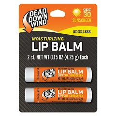 Dead Down Wind Broad Spectrum SPF 30 Lip Balm (2 Pack) Image