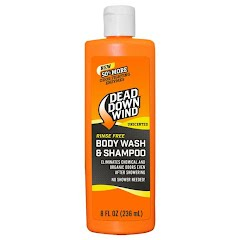 Dead Down Wind Rinse Free Body Wash and Shampoo Image