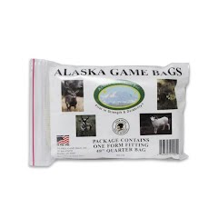 Alaska Game Bags Form Fitting 48'' Quarter Game Bag Image