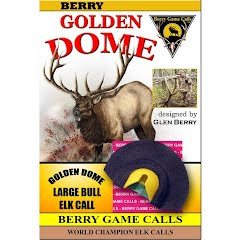 Berry Game Calls Golden Dome Reed Elk Call Image